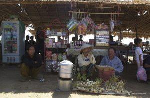 market-laos
