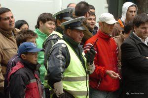 de-bulgaarse-politie-in-de-straten-van-sofia