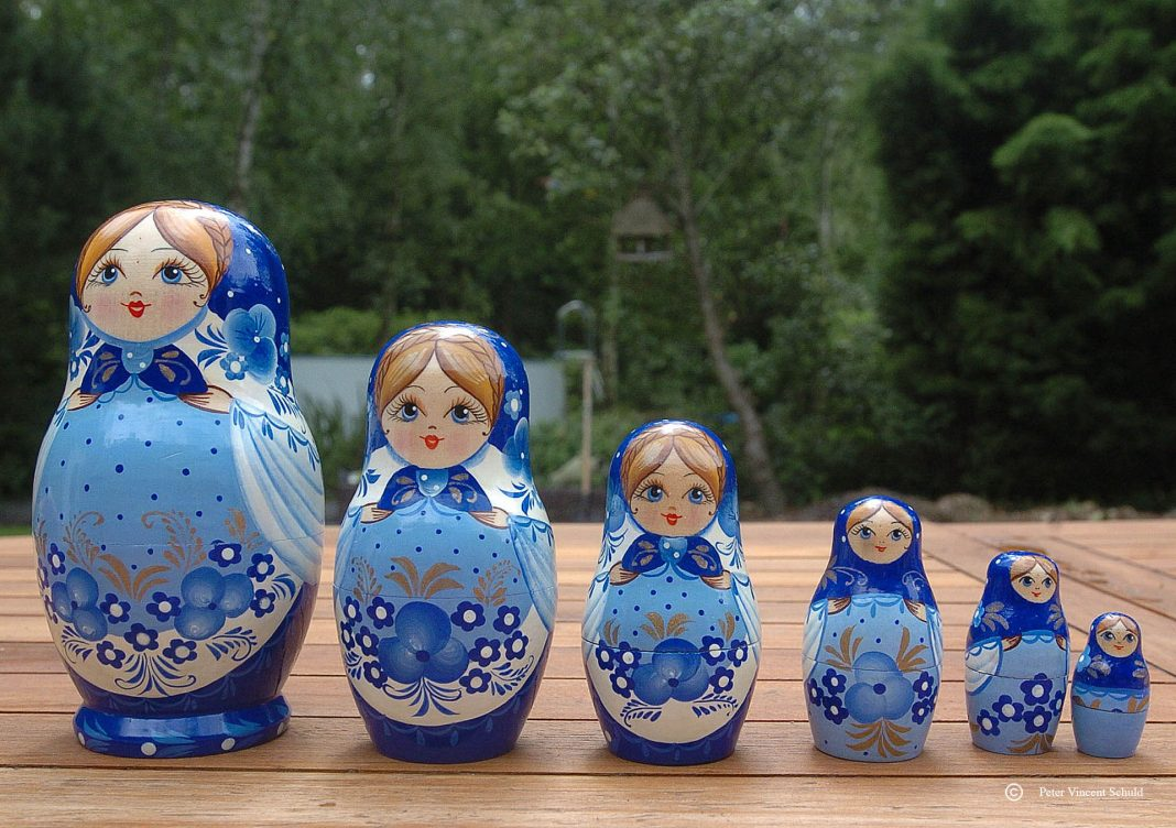 russische-matroesjka-poppetjes