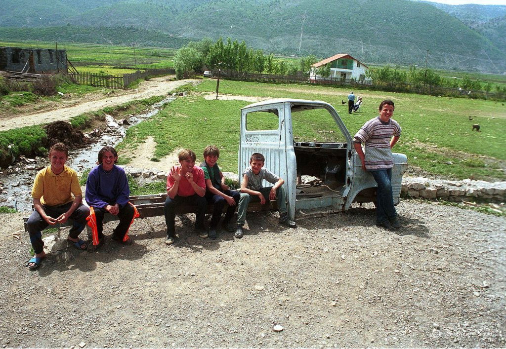albanian-youth
