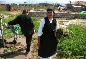 albanian-woman