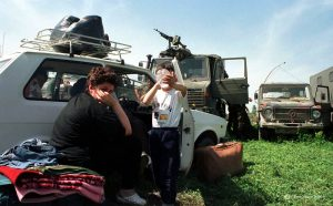 refugee-convoy