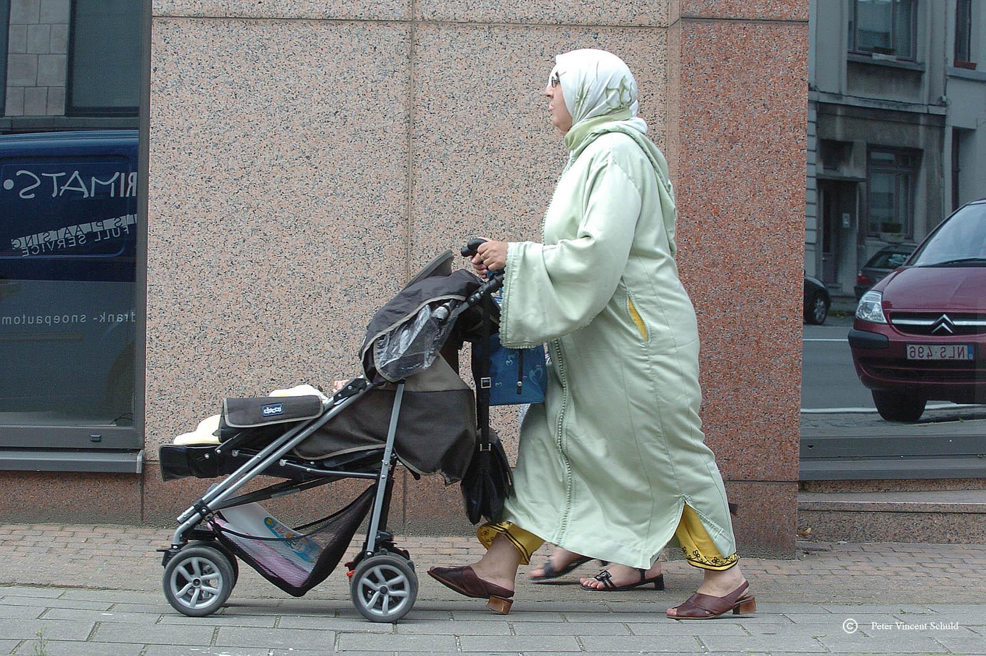 Het dateren van de Moslim