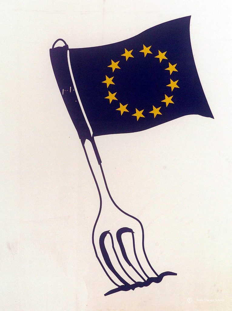 vork-met-europese-vlag